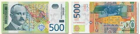 Currency Used In Serbia