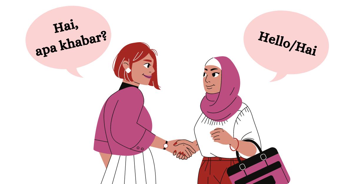 Greetings In Malay