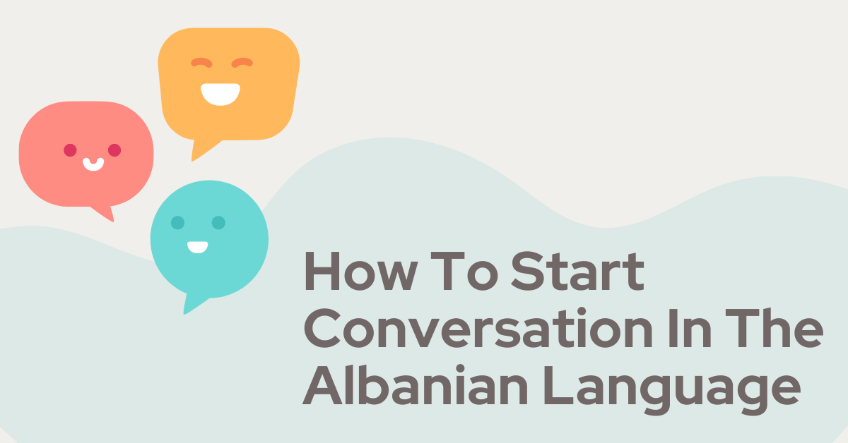 Greetings In Albanian