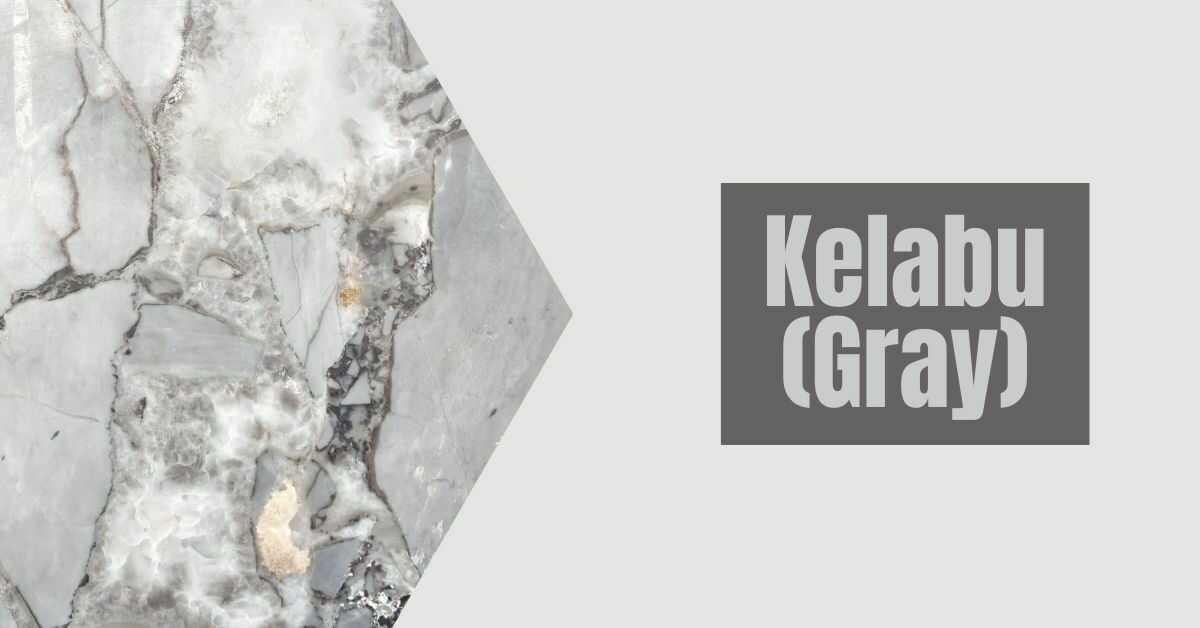 Colors in malay - Kelabu