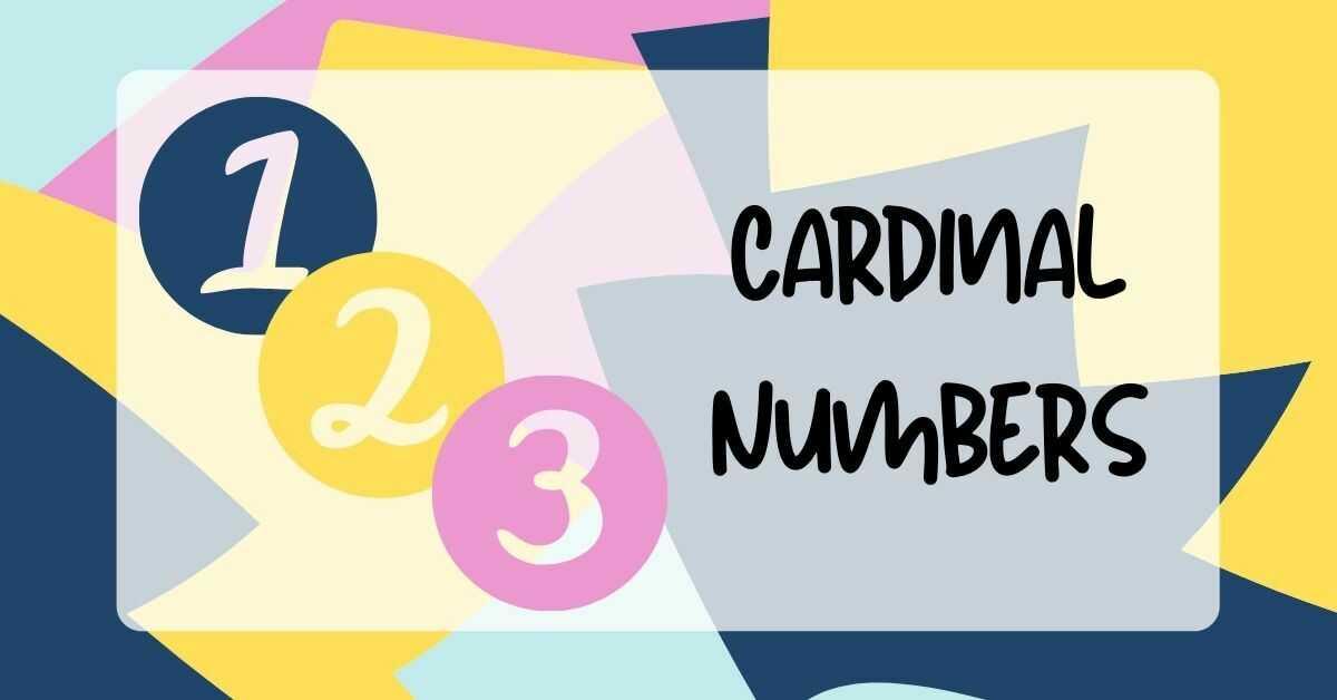 Albanian Numbers - Cardinal Numbers