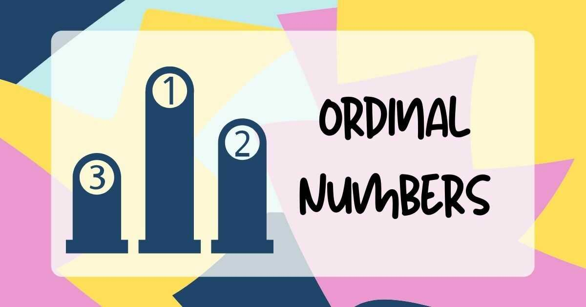 Albanian Numbers - Ordinal Numbers
