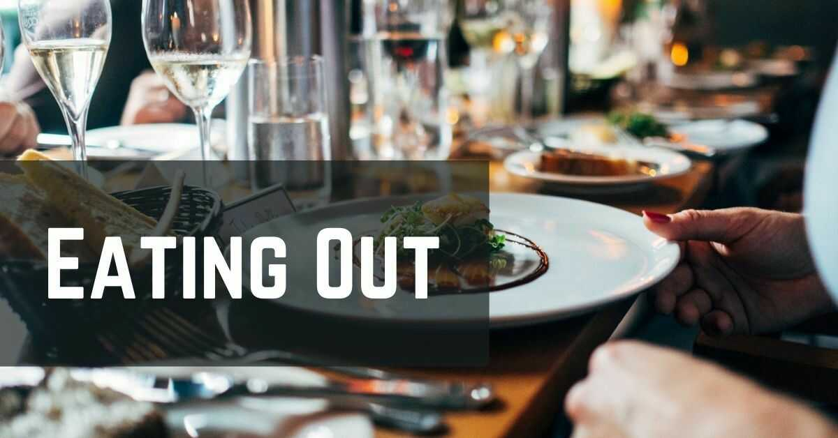 Common Phrases In Czech - Eating Out