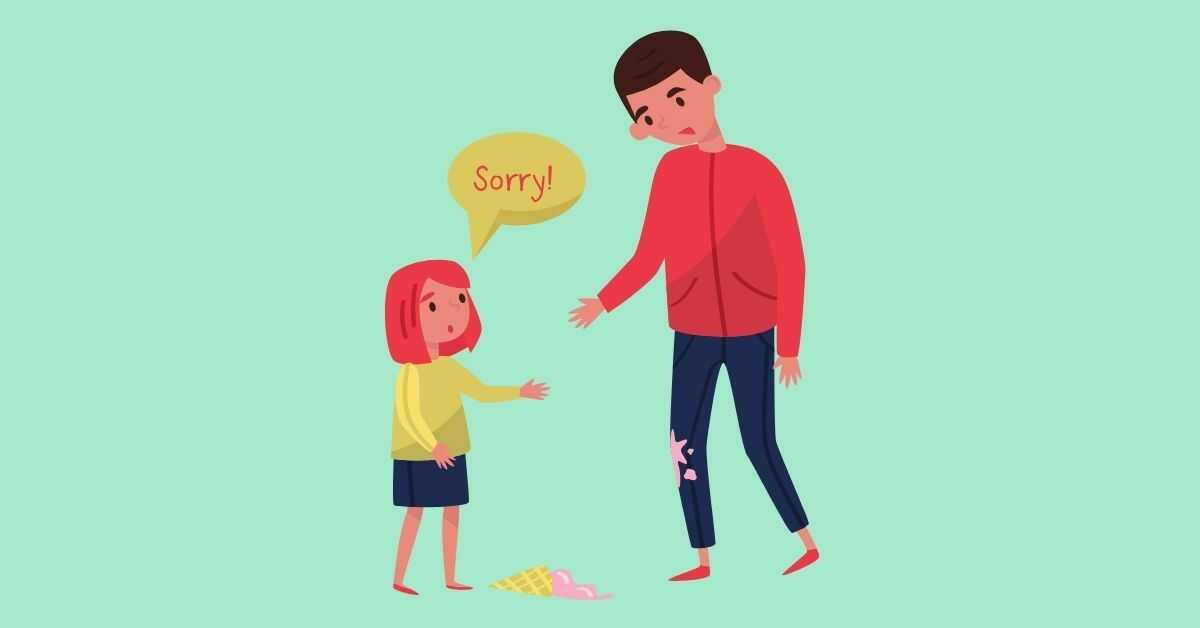 The Power of Saying Sorry