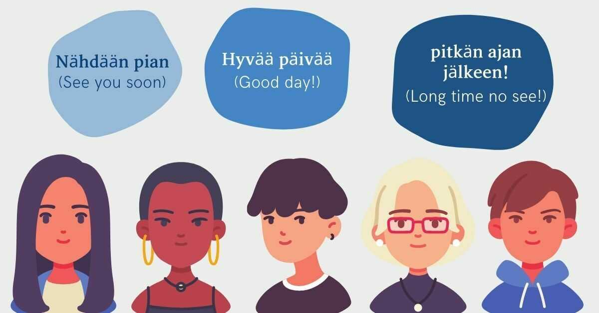 Hello In Finnish And Other Greetings