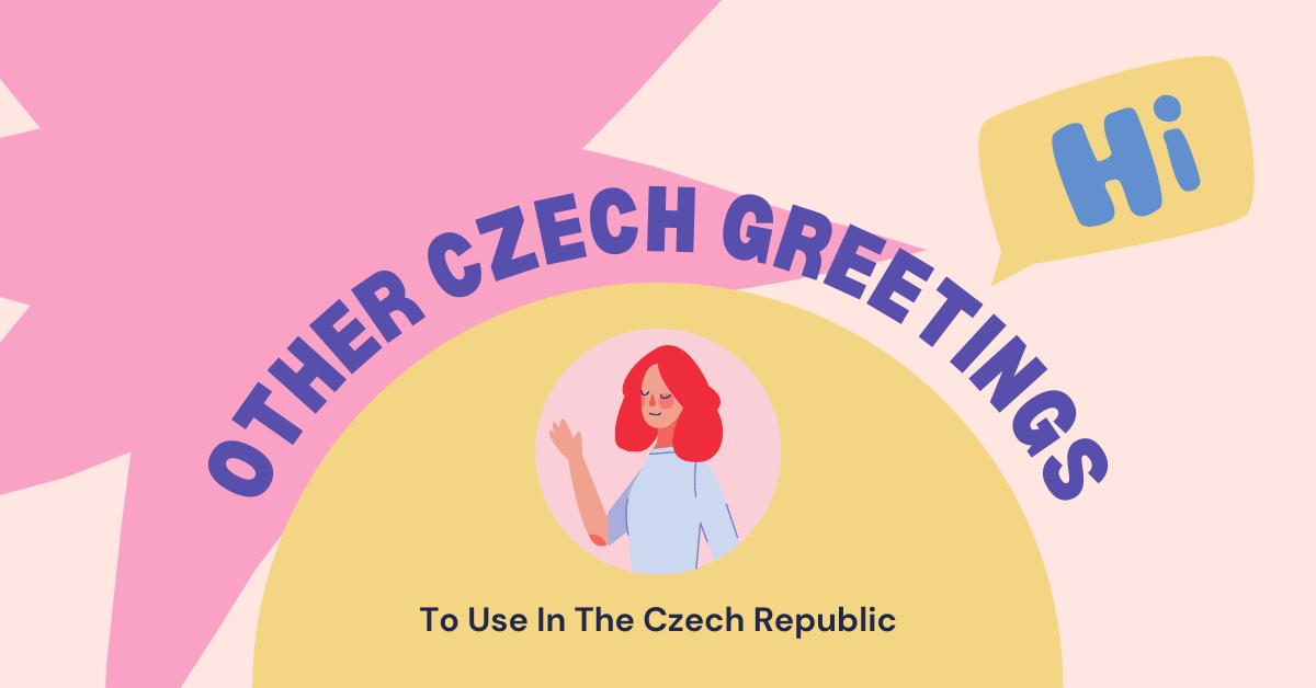 Hello In The Czech
