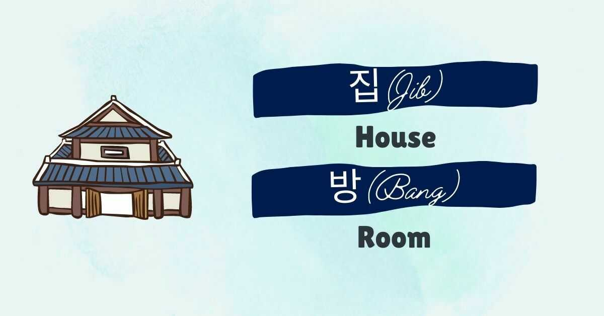 Korean Rooms In The House