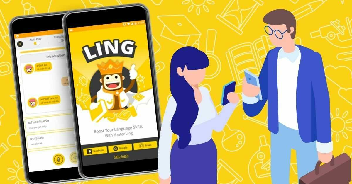 Ling app - apps to learn irish