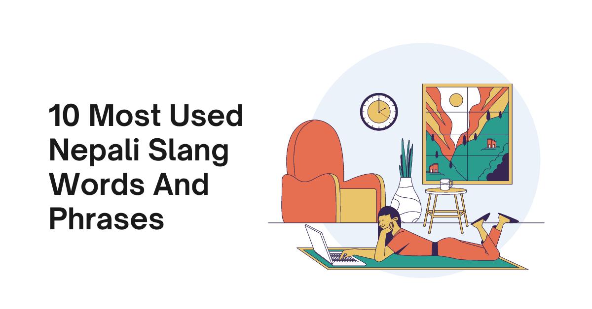 Nepali Slang Words