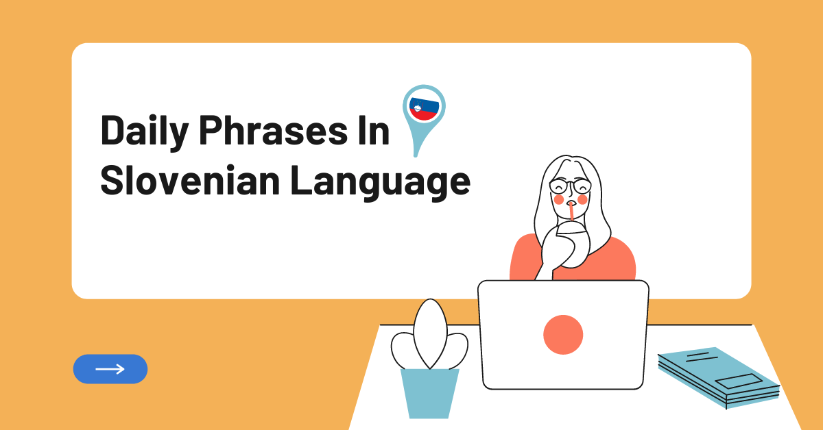 Basic Words And Phrases In Slovenian