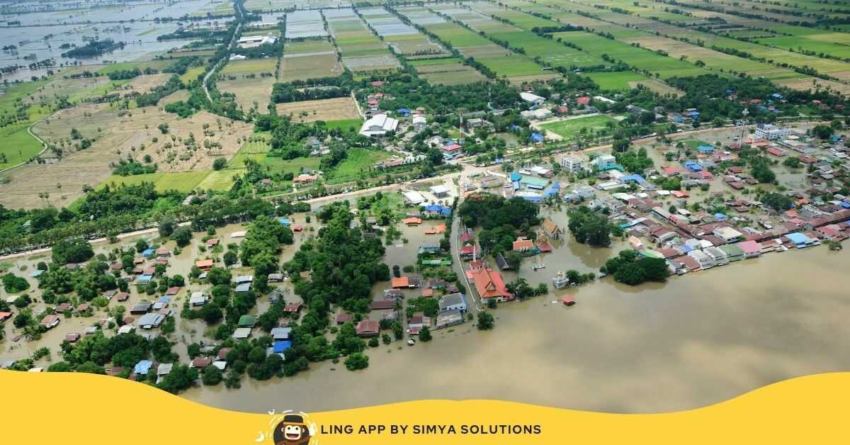 Easy Words For Natural Disasters In Thai Language