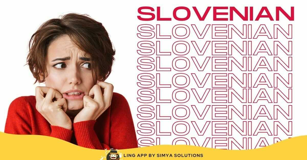 Is Slovenian Hard To Learn
