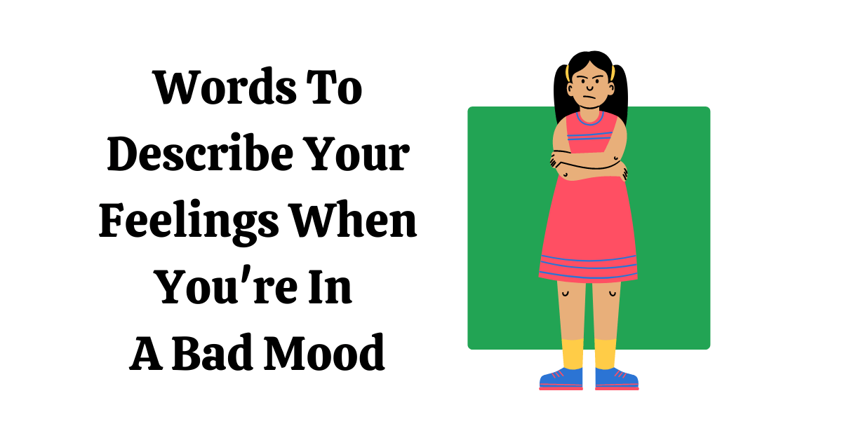Moods And Emotions In Vietnamese
