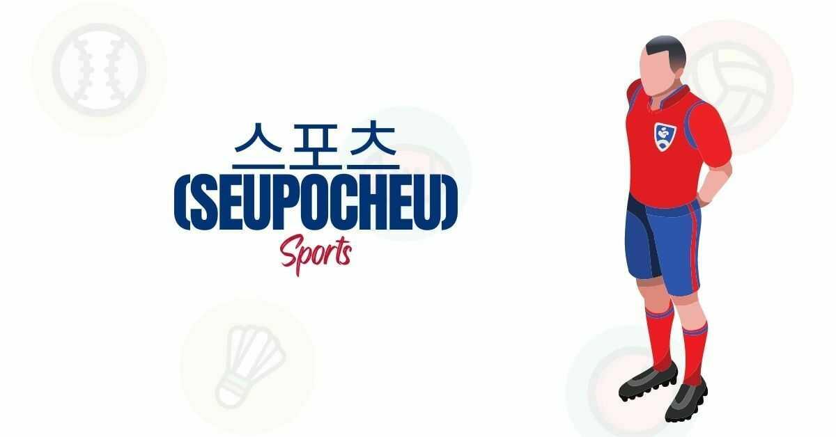 Korean Sports Vocabulary