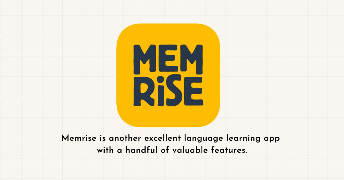 Memrise Vs LinguaLift