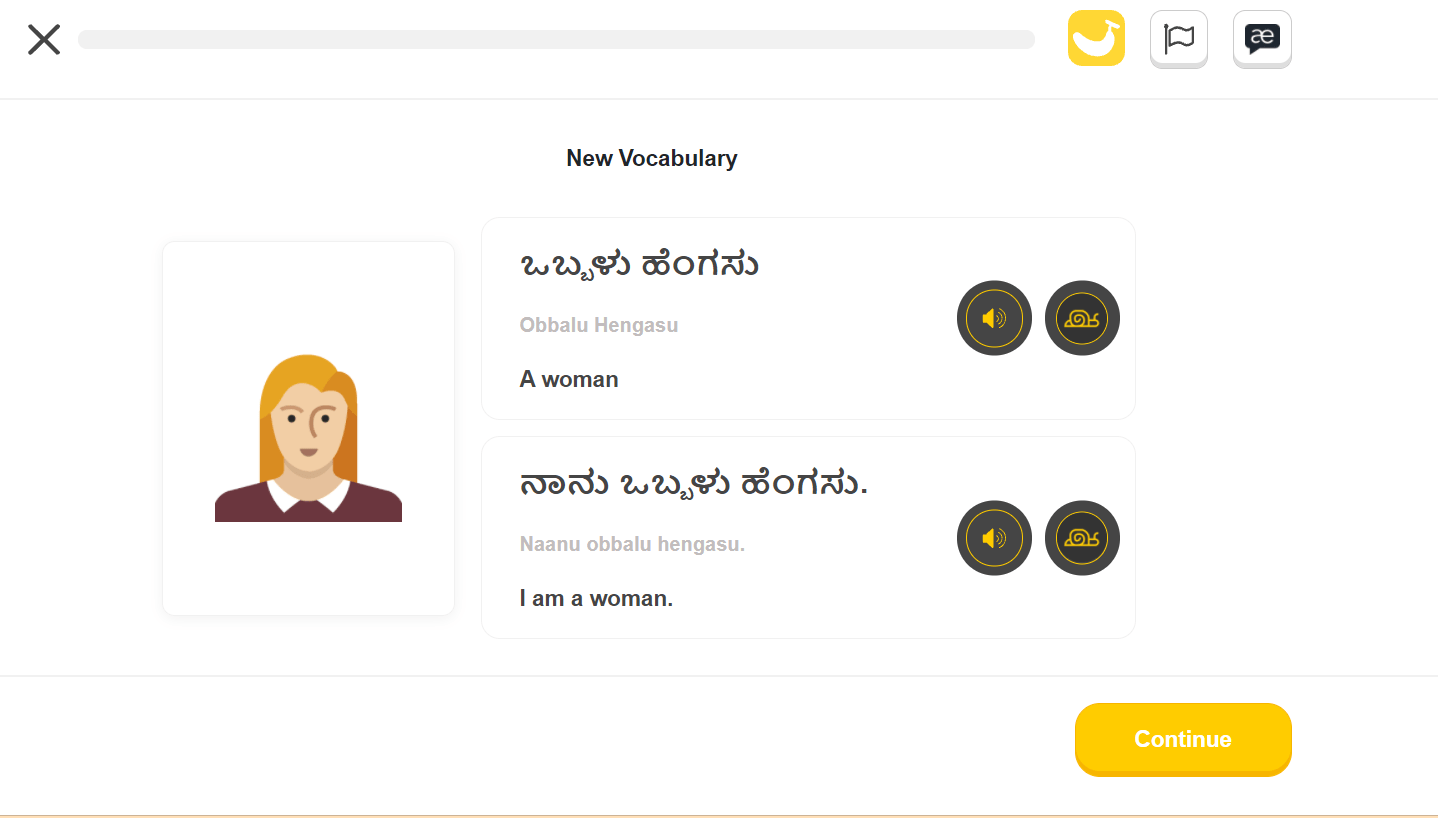 No Kannada On Duolingo